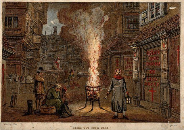A Journal of the Plague Months