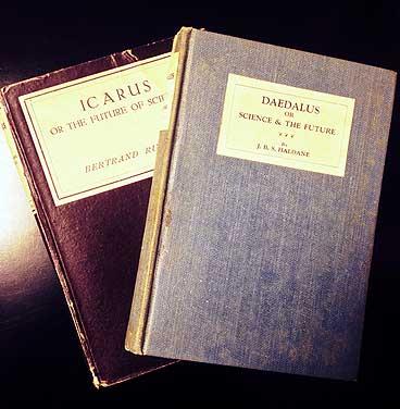 Icarus (Russell) and Daedalus (Haldane)
